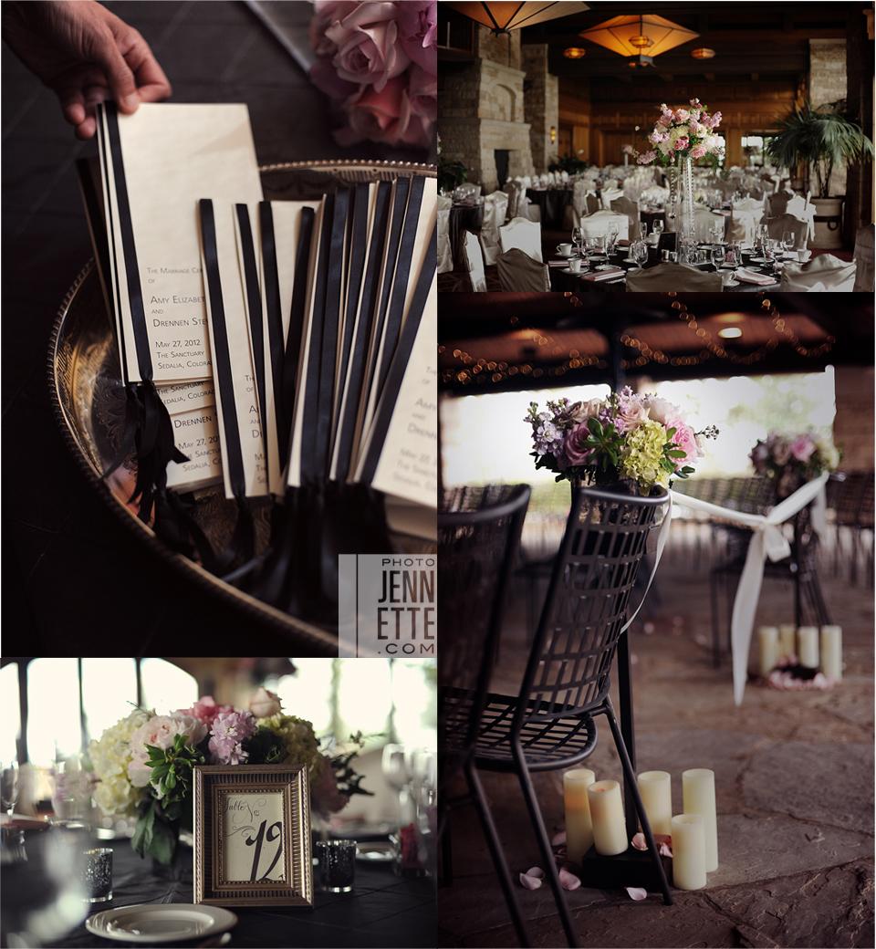 sanctuary wedding colorado photos