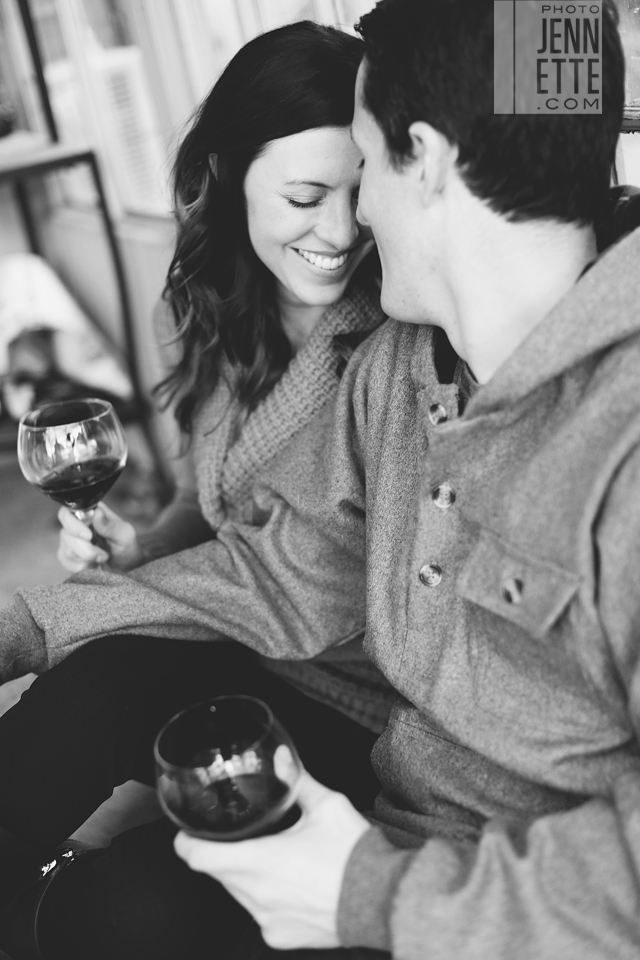 morrison colorado engagement photography | photojennette photography